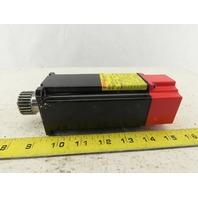 Fanuc A06B-0116-B275#0008 0.4kW 4000RPM 115VAC 3Ph AC Servo Motor