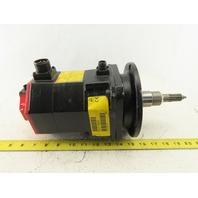 Fanuc A06B-0235-B605 2.5kW 4000RPM 184V AC 3Ph C-Frame AC Servo Motor