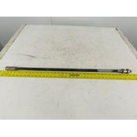 "Fanuc EO-4325-020-004C Robotic Manipulator Arm Gear Shaft 1-11/16"" Bearing Space"