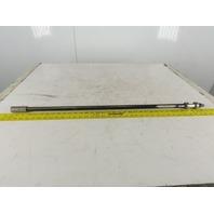 "Fanuc EO-4325-020-004C Robotic Manipulator Arm Gear Shaft 2-5/16"" Bearing Space"
