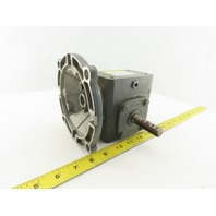 Boston Gear F71340B5J 40:1 Ratio .25Hp 43.75RPM Output Right Angle Gear Reducer