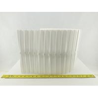 Flex-Link XBTP 3A295 Plain Plastic Conveyor Chain 295mm x 3000mm