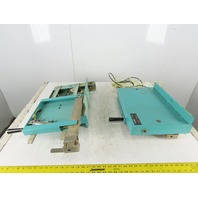 Edgetech PF150 Postformer Stop Blocks Left And Right Lot of 2