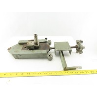 DoAll Blade Tensioner Assembly From A Model 3612 Band Saw