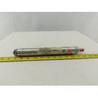 """Bimba 126DP Pneumatic Air Cylinder 1-1/4"""" Bore 6"""" Stroke Double Acting"""
