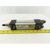 Parker P1D4G040MC-0080NTNNN 40mm Bore 80mm Stroke Double Acting Air Cylinder