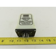 Dayton 1A366F Solid State Time Delay Relay .1-10 Sec. 120V