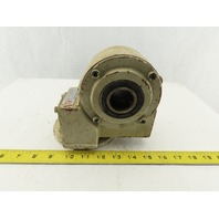 Tsubakimoto SM 20GCED 400:1 Ratio 0.1kW 4.375RPM Output Helical Gear Reducer