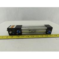Parker P1D4J032MC-0100NNN6N Pneumatic Cylinder W/Rod Lock 32mm Bore 100mm Stroke
