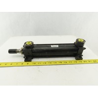 "Schrader Bellows Hydraulic Cylinder 2"" Bore 8"" Stroke Double Acting"