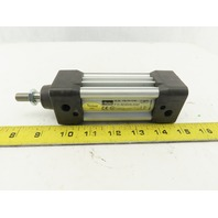 Parker P1D-S032MS-0040 Pneumatic Air Cylinder 32mm Bore 40mm Stroke