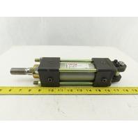 Taiyo 2CB40BB50-AC Hydraulic Cylinder 40mm Bore 50mm Stroke Double Acting