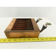 "Walter Roller GmbH & Co 813959 Copper Radiator 6-1/4"" x 7"" x 2-1/4"""