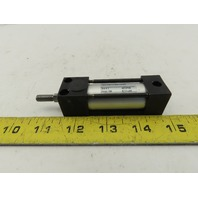 """Norgren CA01A-B03-AAA00 Pneumatic Air Cylinder 3/4"""" Bore 1"""" Stroke Double Acting"""