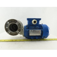 Vela RMI 40F1 49:1 Ratio 32 RPM 0.3Hp 3Ph Jack Screw Gear Motor