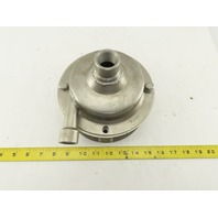 "Stainless Steel 1""x 1/2"" NPT  Centrifugal Pump Housing W/3-3/4"" Impeller"