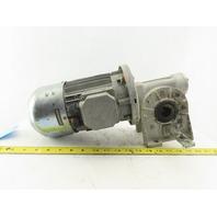 STM T71B4 56:1 Ratio 0.6Hp 3Ph 230/480V Gear Motor