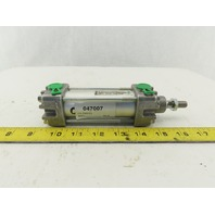 Rexroth 167-030-500-0 Pneumatic Air Cylinder 32mm Bore 50mm Stroke Double Acting