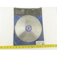 "Dixie Diamond T2010 10"" X 0.060"" X 5/8"" Wet Cutting Tile Blade"