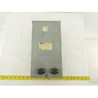Magnetek 211-0091-055 2 kVa Transformer 240-480V Pri 120/240V Sec Single Phase
