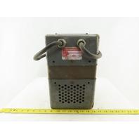 Sola 23-22-150 Constant Voltage Output Single Phase Transformer 500VA