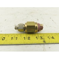 "Euroswitch 4111222T 1/8"" Normally Open Pressure Switch"
