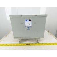 Acme T-3-53311-1S 5 KVA Transformer Pri. 480 Delta Sec. 208Y/120V 3 Phase