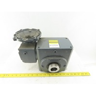 Boston Gear HFWC726100ZTB5HP24 Gear Box Speed Reducer 100:1 Ratio 0.75HP