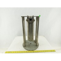 Filterite Stainless Steel Sanitary Cartridge Filter Housing On Stand