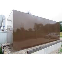 10,000 Gallon Bulk Fuel Storage Holding Tank Double Wall Steel Aboveground
