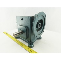 Grove Gear TMQ220-2 Right Angle Worm Speed Reducer 25:1 Ratio 56C