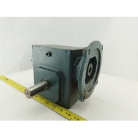 Grove Gear BMQ220-2 Right Angle Worm Speed Reducer 30:1 Ratio 56C