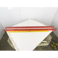 Telemecanique XUS-LTR5E1570T XUS-LTR5A570R Safety Light Curtain 1570mm Set of 2