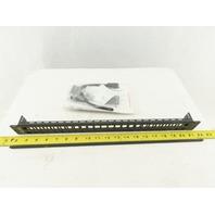 Belden AX103121 Key Connect Patch Panel, 48-port 1U Black