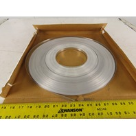 """RPR Products Insul-Mate 1/2"""" Wide Aluminum Strapping 8.6# Carton"""