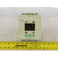 Siemens 3RT1056-6 Sirius 90KW/400V/AC-3 Contactor 110-127V Coil