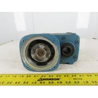 Mannesmann Dematic AFO4 17.9:1 Ratio Crane Gear Reducer M01-30-1 Mounting