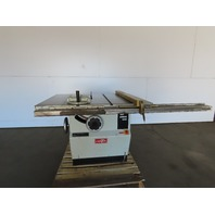"Cantek Canta MBS-350 14"" Tilt Arbor Table Saw W/Fence 10Hp 208-230/460V 15A 3Ph"