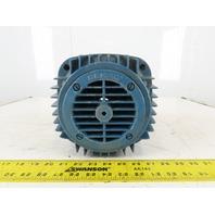 Demag KBA Motor Endcap And Casting Assembly For 3.8Hp 230/460V 100B4 Frame Motor