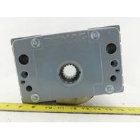 Demag DRS 125-MA35-A-60-K-X-X 125mm Wheel Block Assembly