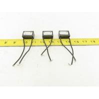 Electrocube RG1986-1 22 Ohm 600VDC .50MFD 1 Phase RC Network Resistor Lot Of 3