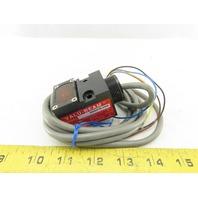 Banner SMA915LVAG Valu-Beam 90-130VAC Retroreflective Photoelectric Sensor