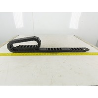 "Igus 14.4.048 2"" x 1"" Cable Carrier Energy Drag Chain 54"""