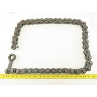 """CT-15-1 Tong Wrench Replacement Chain Assembly 57"""" Long"""