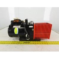 Alcatel 2012A 37kW Rotary Vane Vacuum Pump 120V  50/60Hz Single Phase