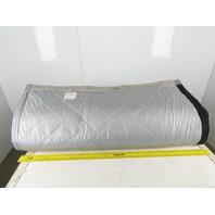 Singer Safety Sound Stopper Deadening Acoustic Noise Blanket/Curtain 4'x15'