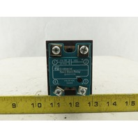 Invensys SVDD/1V20 0-100VDC 20A Solid State Relay 4-32VDC Control & Heat Sink