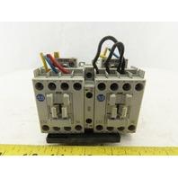 Allen Bradley 100-C12*10 32A 690V Contactor 110V Coil Lot Of 2