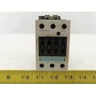 Siemens 3RT1036-1BB40 Contactor 50A 600V 24VDC Coil
