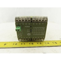 Pilz PZE7 474050 2 Channel Safety Relay 24VDC